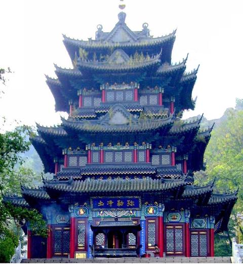 揚州西靈塔
