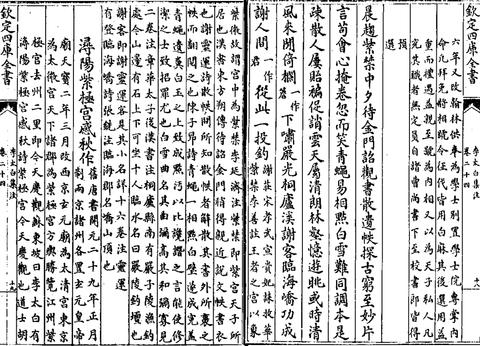 翰林讀書言懷呈集賢諸學士(2)