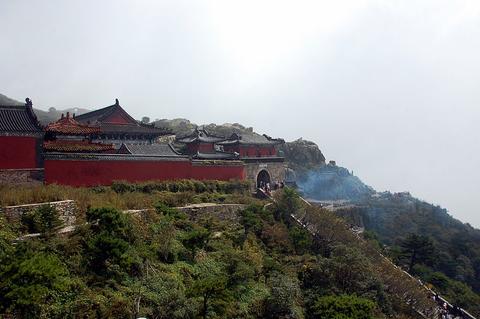 泰山の道観