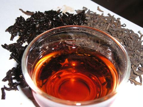 福建省茶 煎じる