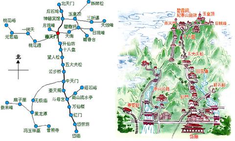 泰山案内図01