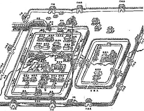 漢宮未央宮