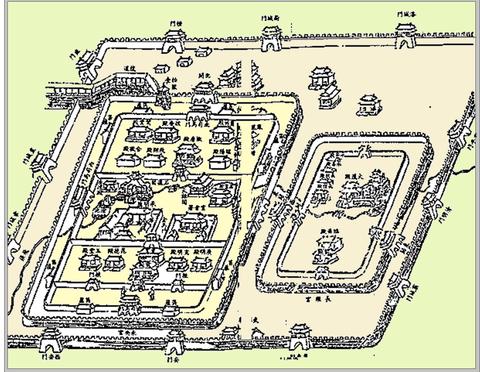 漢宮 未央宮