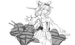【艦これ】金剛型はエリンを元に巡洋戦艦化した設計らしいけど、エリンは砲塔5基だし…