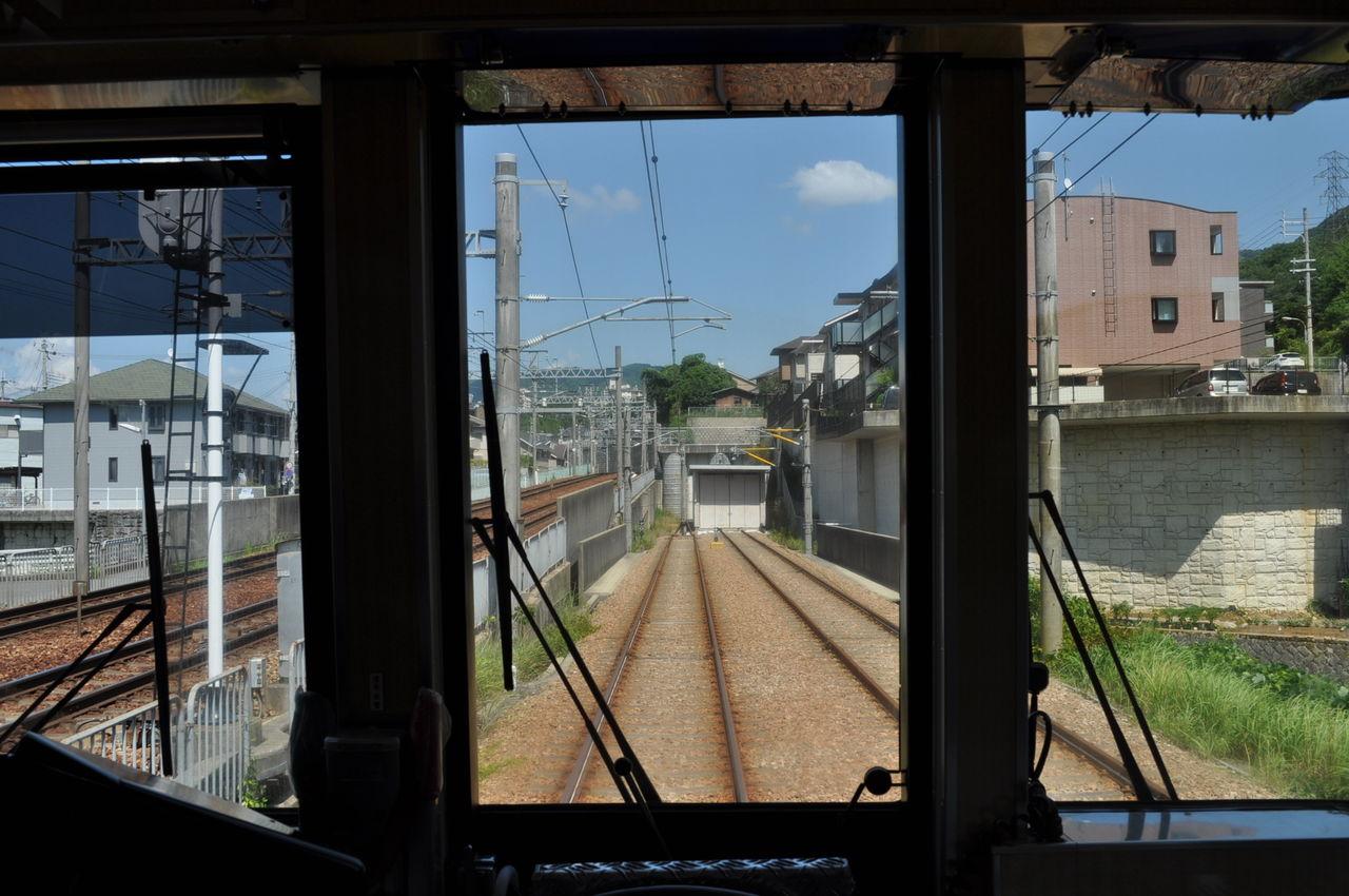 KR blog : KR55周年記念 北神急行電鉄貸切&谷上車両基地見学