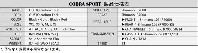 MY22-COBRA-SP規格表-2