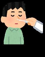 鼻腔PCR