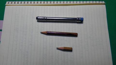 20180502鉛筆