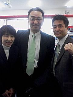 金子ボクシングジム・会長のブロ...