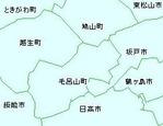 毛呂白地図_隣接