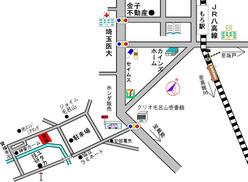 大谷木貸家_案内図