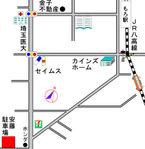 案内図_安藤駐車場