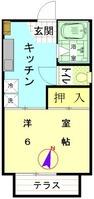 毛呂駅8分_2万円台アパート