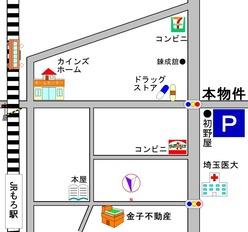 毛呂本郷駐車場