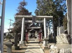鬼神神社(嵐山)