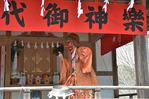 山田の春祭り2