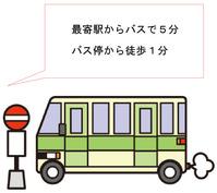 バス(広告表示)