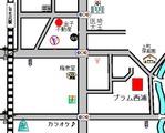 プラム西浦駐車場_案内図