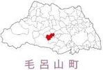 毛呂山町_地図