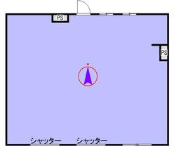 KOS畑仲101平面図