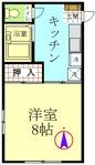 アネックス志村105_平面図2