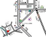 モータープール坂口_近隣図