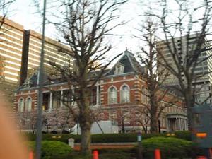外務省の桜2