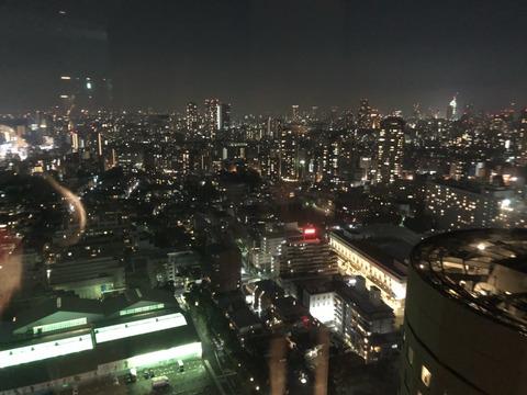 39階夜景