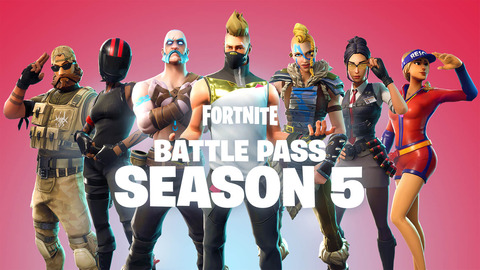 Fortnite-Battle-pass-season5