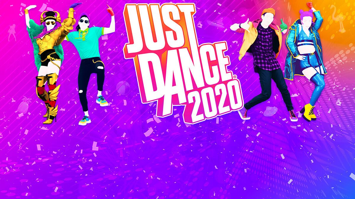 ジャストダンス2020のイメージ画像です