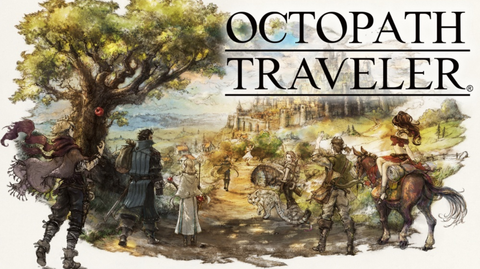 OCTOPATH TRAVELER-top