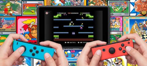 famikcon- Nintendo-switch-online