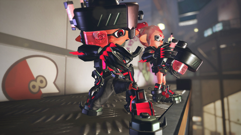 splatoon2- mechagear