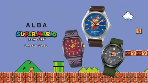 alba-super-mario- watch-collection