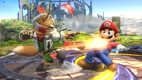 SuperSmashBros4_Fox