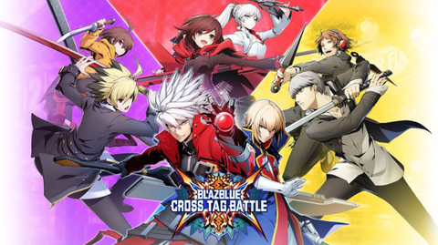 BLAZBLUE CROSS TAG BATTLE1