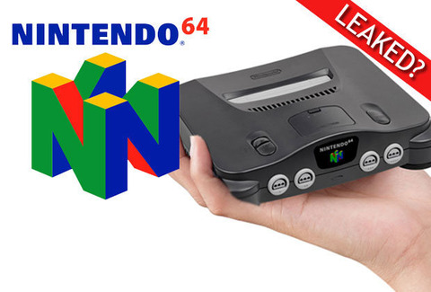 Nintendo-N64--Mini1