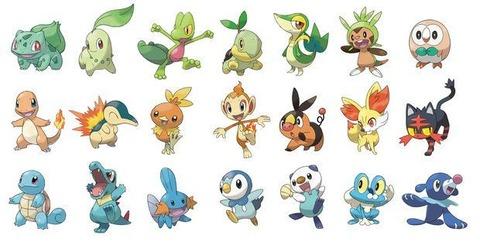 pokemon-gosanke