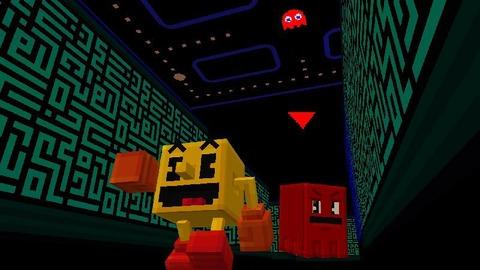 pacman-Minecraft