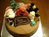 トントゥのクリスマスケーキ