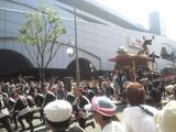 岸和田だんじり祭り1 2008