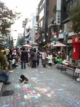 御堂筋パレード2007お祭り広場8