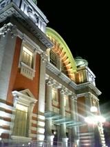 公会堂ライトアップ1