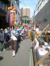 愛染祭りパレード風景5