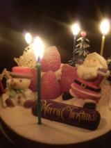 2007番頭家クリスマスケーキ