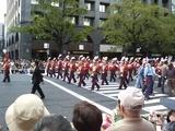御堂筋パレード2007風景1