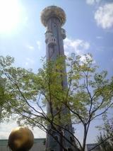大阪市環境局舞洲工場 煙突