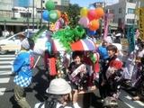 愛染祭りパレード風景3