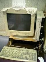 パソコン設置