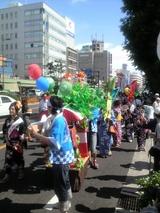 愛染祭りパレード風景2
